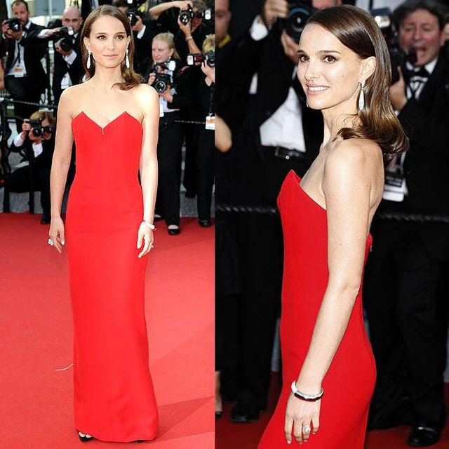 Khi người đẹp chuộng váy đỏ tại Cannes - 6