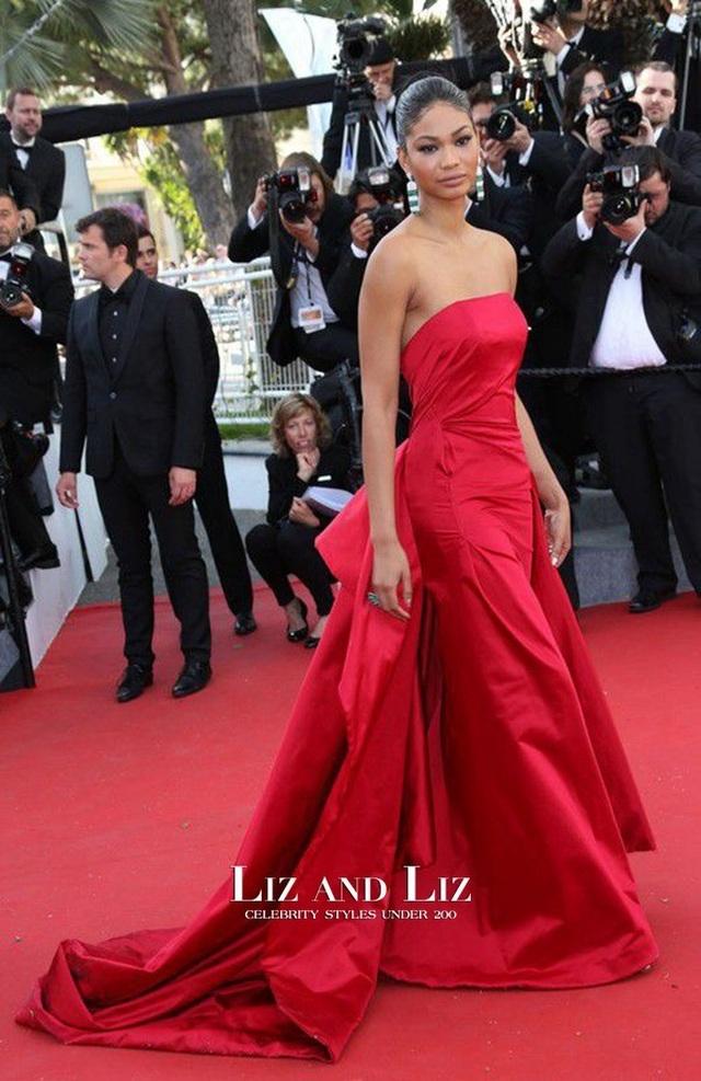 Khi người đẹp chuộng váy đỏ tại Cannes - 7