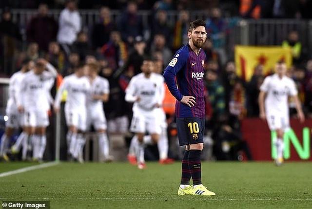 Barcelona - Valencia: Hoàn tất cú đúp danh hiệu? - 2