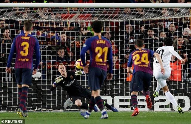 Barcelona - Valencia: Hoàn tất cú đúp danh hiệu? - 3