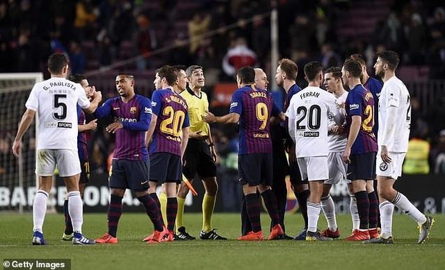 Barcelona - Valencia: Hoàn tất cú đúp danh hiệu? - 1