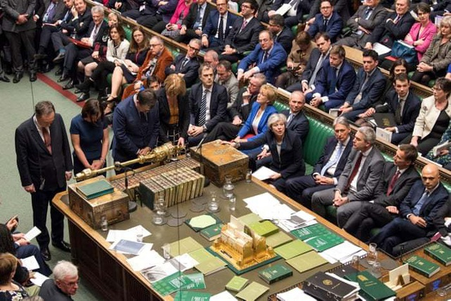 Chặng đường chính trị sóng gió của nữ thủ tướng thứ hai trong lịch sử Anh - 16