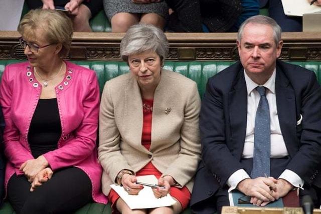 Chặng đường chính trị sóng gió của nữ thủ tướng thứ hai trong lịch sử Anh - 20