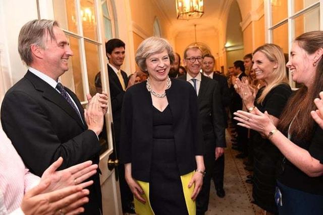 Chặng đường chính trị sóng gió của nữ thủ tướng thứ hai trong lịch sử Anh - 7