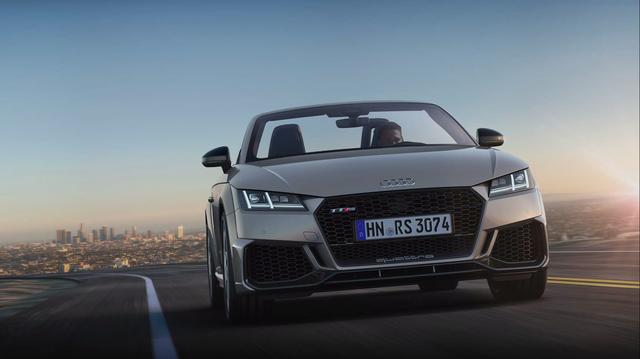 Mẫu xe thể thao Audi TT sẽ bị khai tử - 1