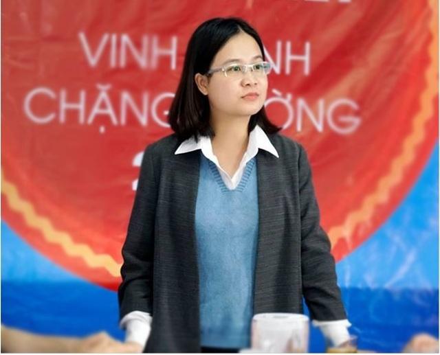 Nữ giám đốc trẻ khát khao đi tìm tương lai mới cho trẻ bại não - 1