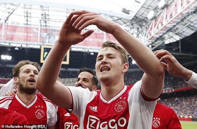 """Man Utd định """"lấy tiền đè người"""" với thương vụ Matthijs de Ligt - 3"""