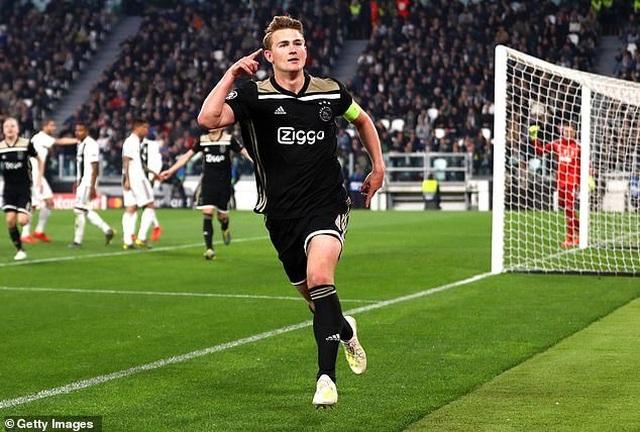 """Man Utd định """"lấy tiền đè người"""" với thương vụ Matthijs de Ligt - 1"""