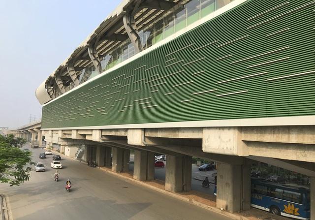 Toàn cảnh đường sắt Cát Linh - Hà Đông sau nhiều lần lỗi hẹn - 14