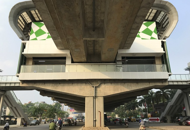 Toàn cảnh đường sắt Cát Linh - Hà Đông sau nhiều lần lỗi hẹn - 15