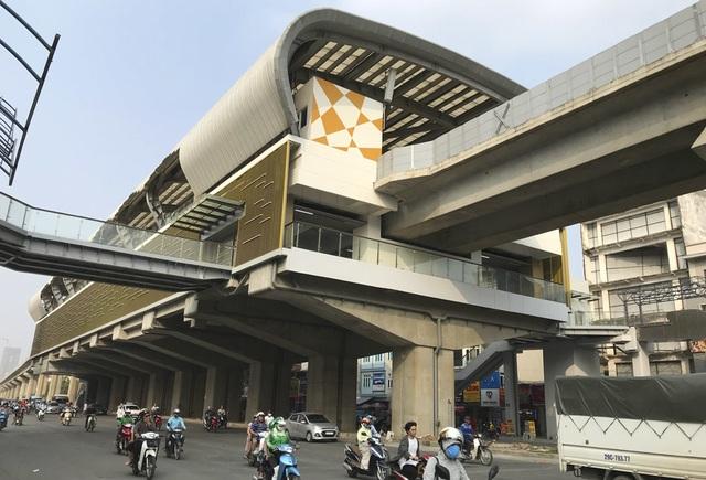 Toàn cảnh đường sắt Cát Linh - Hà Đông sau nhiều lần lỗi hẹn - 8