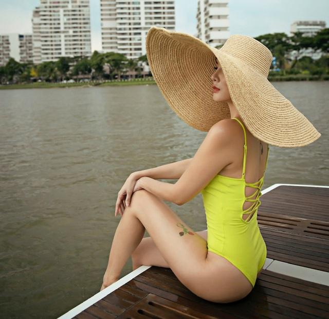 Dương Yến Ngọc diện bikini táo bạo, khoe vóc dáng gợi cảm tuổi 40 - 8