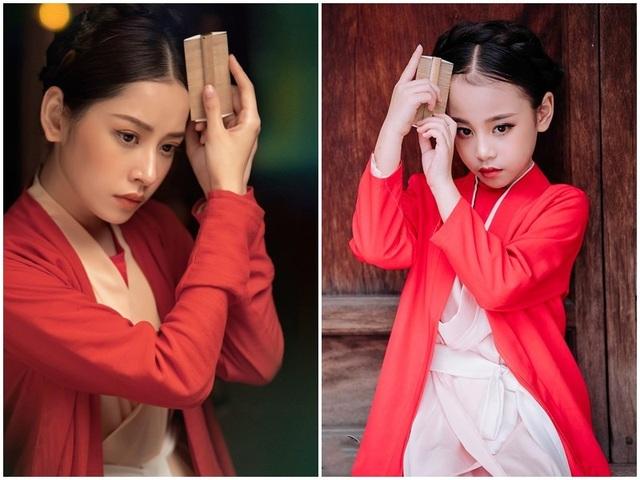 """Bé gái 8 tuổi """"gây sốt"""" trong bộ ảnh cover """"Anh ơi ở lại"""" của Chi Pu - 2"""