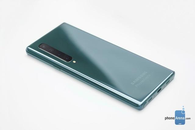 Ngắm bản dựng hoàn chỉnh Galaxy Note10 với thiết kế mới mẻ - 2