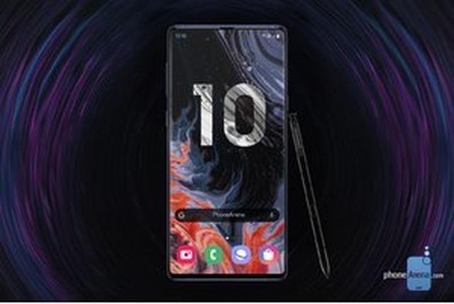 Ngắm bản dựng hoàn chỉnh Galaxy Note10 với thiết kế mới mẻ - 3