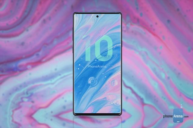 Ngắm bản dựng hoàn chỉnh Galaxy Note10 với thiết kế mới mẻ - 5