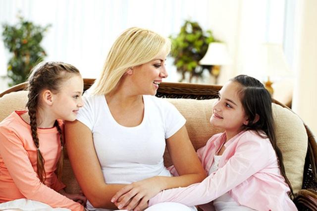 Dạy con các giá trị đạo đức theo từng độ tuổi - 1