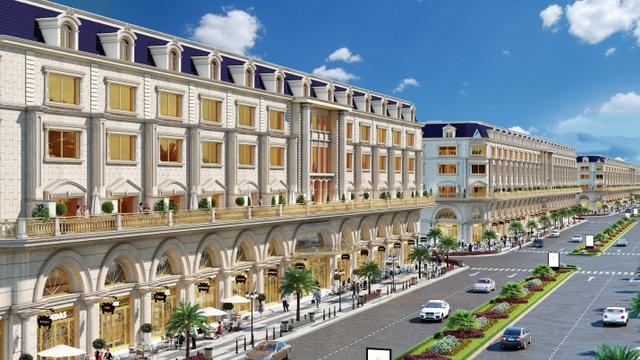 Chưa khởi công, La Maison Premium đã thu hút hàng loạt đối tác FB và thời trang - 2