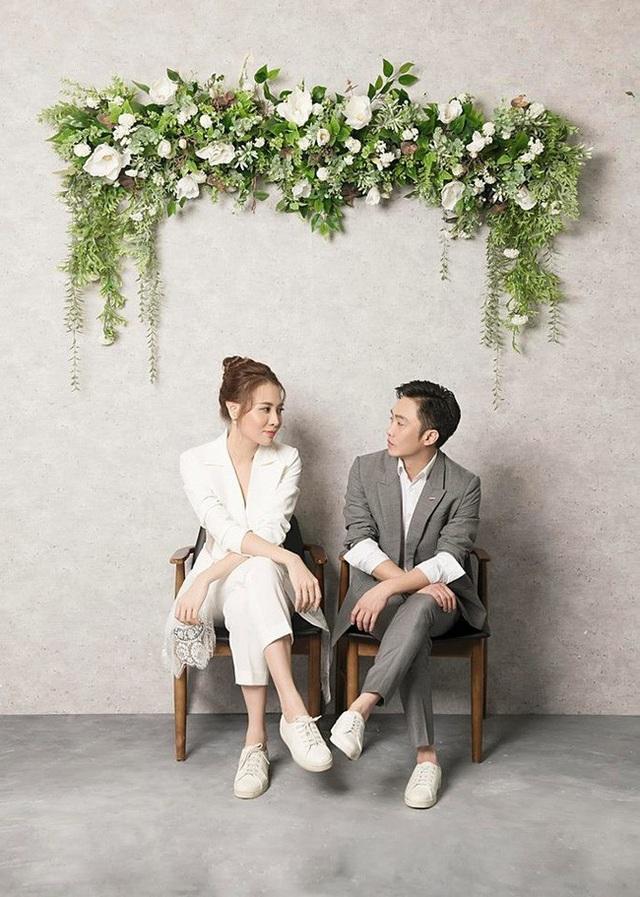 Đàm Thu Trang khoe ảnh cưới trước ngày lên xe hoa với Cường Đô La - 4