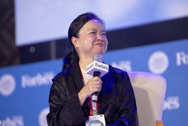 Doanh nhân Nguyễn Thị Mai Thanh: Dung hòa công việc-gia đình là trở ngại - 1
