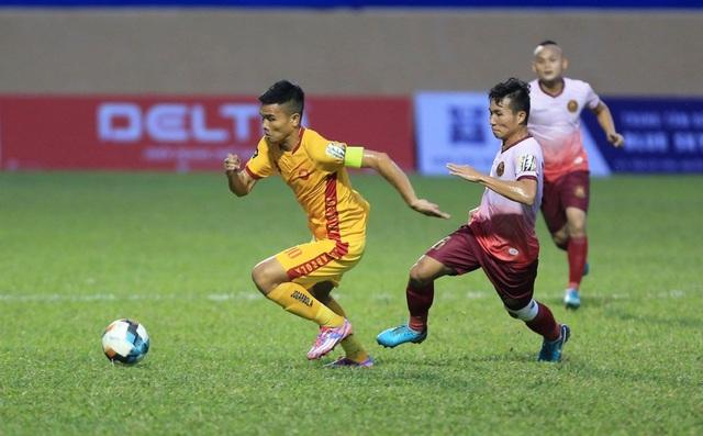 Thắng Sài Gòn FC phút cuối, CLB Thanh Hoá bất bại 6 trận liên tiếp - 3