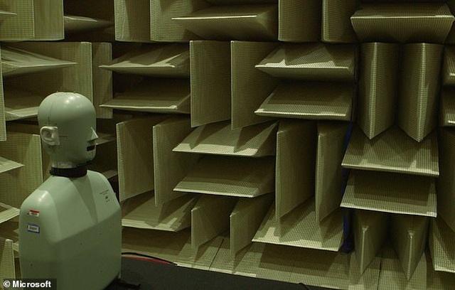 """Căn phòng tĩnh lặng tuyệt đối khiến bất cứ ai cũng muốn """"phát điên"""" - 3"""