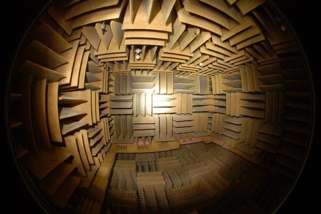 """Căn phòng tĩnh lặng tuyệt đối khiến bất cứ ai cũng muốn """"phát điên"""" - 5"""