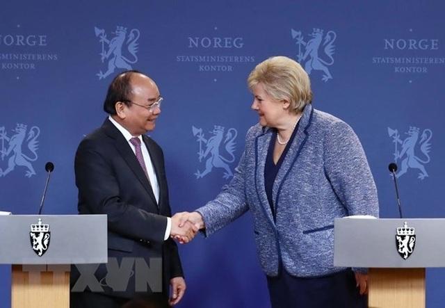 Thủ tướng: Na Uy là đối tác quan trọng của Việt Nam ở Bắc Âu - 1