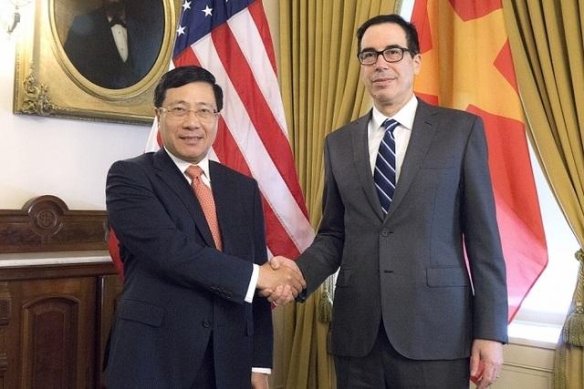 Việt Nam - Hoa Kỳ thúc đẩy hợp tác trên nhiều lĩnh vực - 1