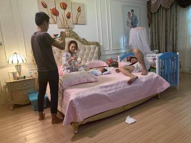 """Cư dân mạng xôn xao cái kết chuyện tình Thư - Vũ """"Về nhà đi con"""" - 5"""
