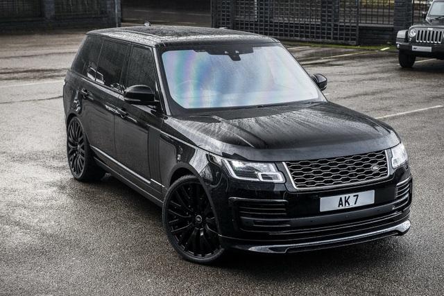 Chiêm ngưỡng chiếc Range Rover đắt hơn cả Bentley Bentayga - 3
