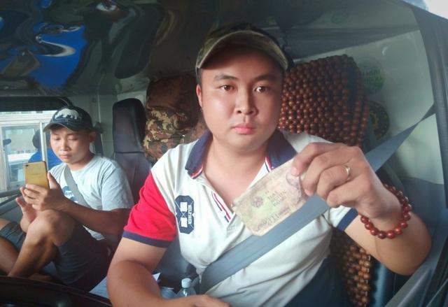 Tài xế không cần trạm T2 miễn giảm, muốn được trả 2.000 đồng - 1
