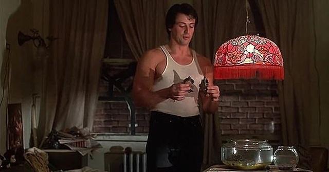 """Sylvester Stallone vẫn nuôi hai chú rùa trong phim """"Tay đấm huyền thoại"""" sau 40 năm - 3"""