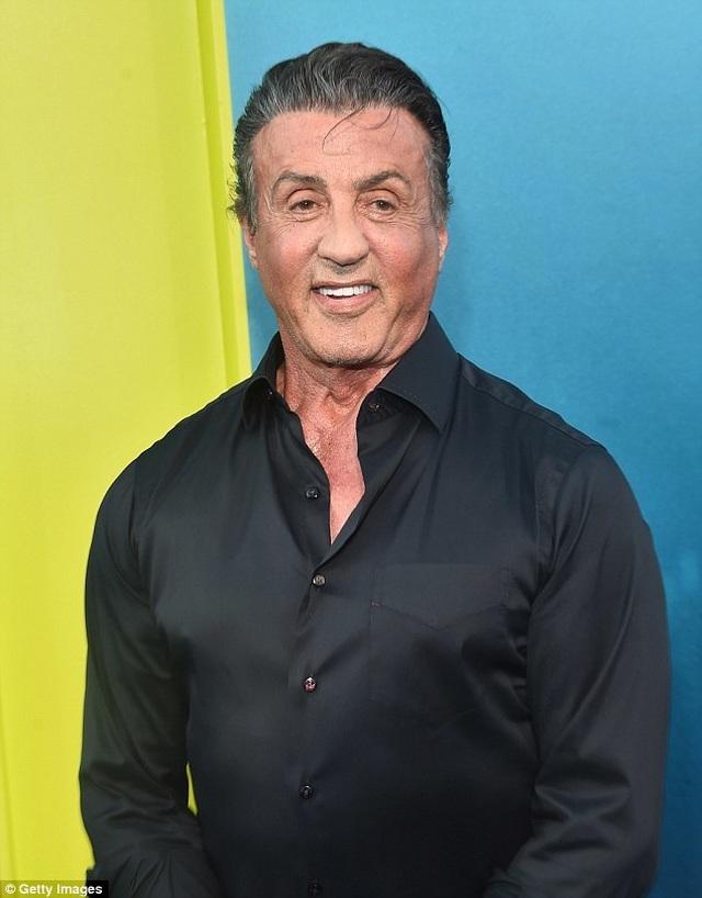 """Sylvester Stallone vẫn nuôi hai chú rùa trong phim """"Tay đấm huyền thoại"""" sau 40 năm - 4"""