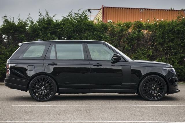 Chiêm ngưỡng chiếc Range Rover đắt hơn cả Bentley Bentayga - 13