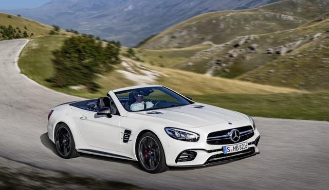 Tạm biệt Mercedes-Benz SL 63 - 1