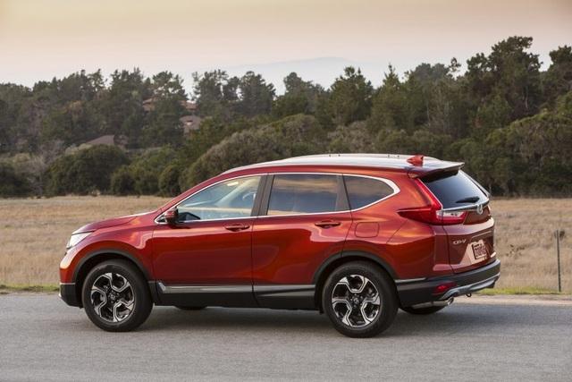 Xe Honda CR-V có thể bung túi khí dù không xảy ra tai nạn - 1