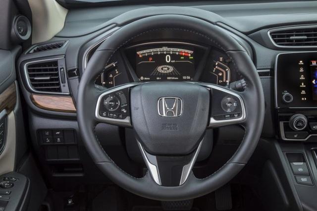 Xe Honda CR-V có thể bung túi khí dù không xảy ra tai nạn - 2