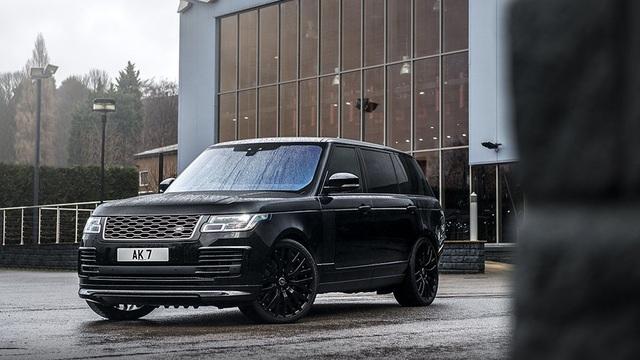 Chiêm ngưỡng chiếc Range Rover đắt hơn cả Bentley Bentayga - 7