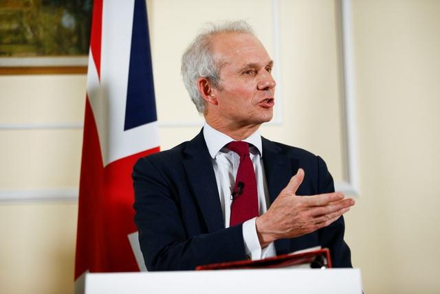 """Những gương mặt sáng giá cho """"ghế nóng"""" thủ tướng Anh - 8"""