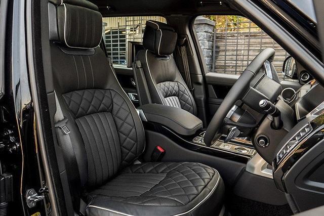Chiêm ngưỡng chiếc Range Rover đắt hơn cả Bentley Bentayga - 10