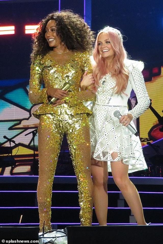 Spice Girls trẻ trung ngày tái hợp - 5