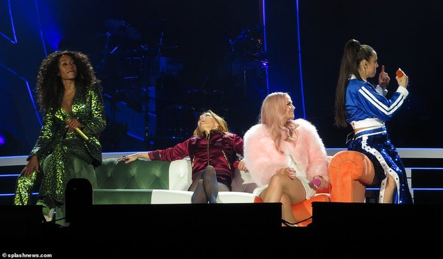 Spice Girls trẻ trung ngày tái hợp - 6