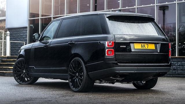 Chiêm ngưỡng chiếc Range Rover đắt hơn cả Bentley Bentayga - 6