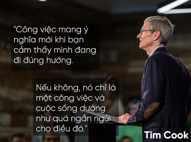 14 câu nói truyền cảm hứng nổi tiếng của các đại gia công nghệ - Ảnh minh hoạ 8