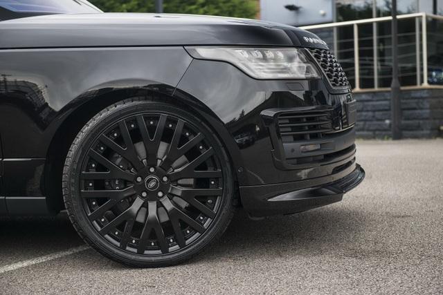 Chiêm ngưỡng chiếc Range Rover đắt hơn cả Bentley Bentayga - 14