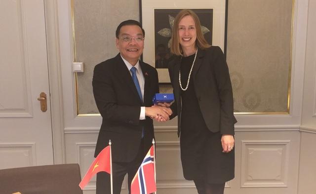 Việt Nam và Na Uy sẽ xem xét thúc đẩy dự án chung giữa các quỹ nghiên cứu khoa học - 1