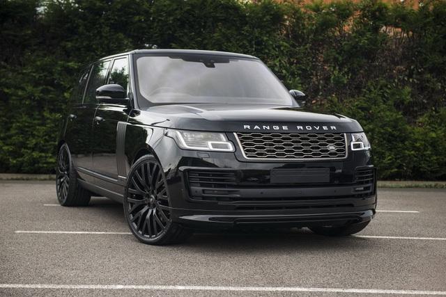 Chiêm ngưỡng chiếc Range Rover đắt hơn cả Bentley Bentayga - 12