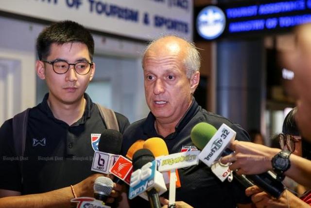 Nội bộ bóng đá Thái Lan lại… lục đục - 1