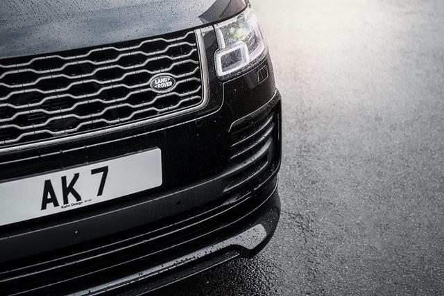 Chiêm ngưỡng chiếc Range Rover đắt hơn cả Bentley Bentayga - 2